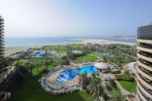 De prachtige stranden van Dubai