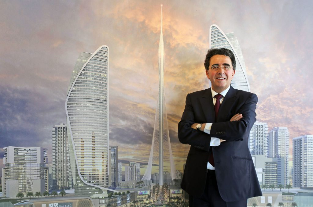 De Bezienswaardigheden in Dubai