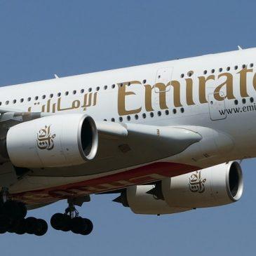 Vliegen naar Dubai met Emirates