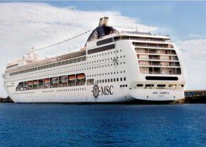 Cruise naar Dubai met de MSC Lirica